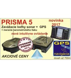 Zavážacia loďka PRISMA 5 +...