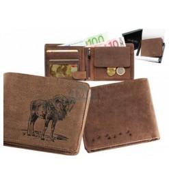 Peňaženka kožená - Muflón