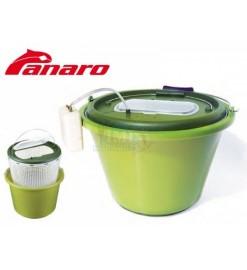 Kedrovnica Plastica Panaro 18L