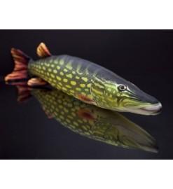 Plyšová ryba ŠŤUKA 80cm