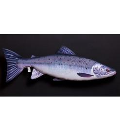 Plyšová ryba LOSOS 90cm