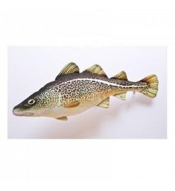 Plyšová ryba TRESKA 75cm