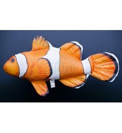 Plyšová ryba KLAUN OČKATÝ
