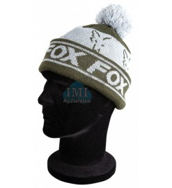 Čiapka FOX Lined Bobble Hat...