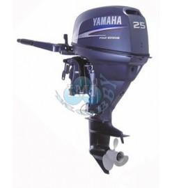 YAMAHA F 25D MHS