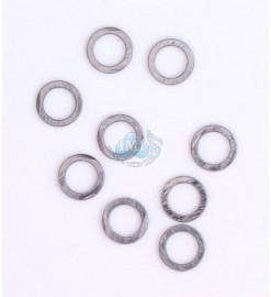 Krúžky na háčik YM-6046