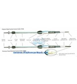 Kábel teleflexu YAMAHA Y32
