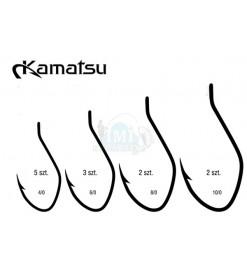 Háčiky Kamatsu CATFISH K-11026
