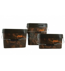 Vedro FOX Camo Square Buckets