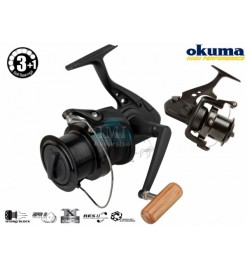 Naviják OKUMA Custom Black CB