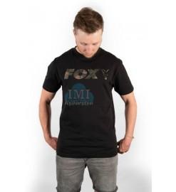 Tričko FOX® Black/Camo...