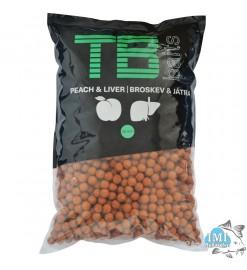 Boilies TB Baits 10kg Peach...