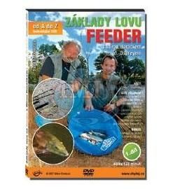 DVD Základy lovu na feeder...
