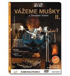 DVD Vážeme mušky II.