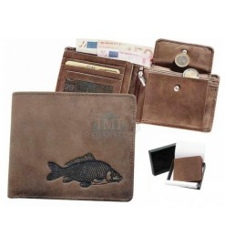 Peňaženka kožená - Kapor