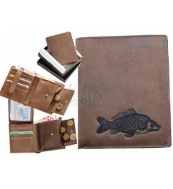 Peňaženka kožená - Kapor...