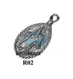 Kľúčenka R 02 - Mušky s...