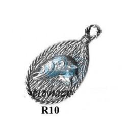 Kľúčenka R 10 - Loviaca šťuka