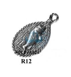 Kľúčenka R 12 - Ostriež