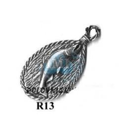 Kľúčenka R 13 - Losos