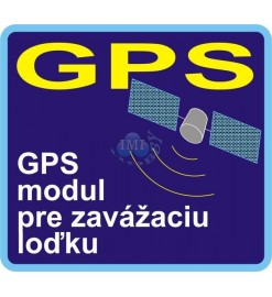 GPS modul pre loďku Prisma