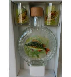 Fľaša slivovica rybársky...