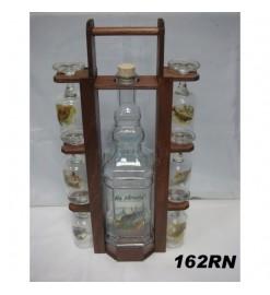 Fľaša 2L v stojane s...